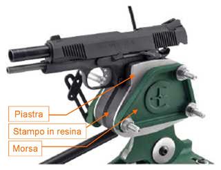 HAMMR: eseguiamo il calco dell'arma (art.3/5)