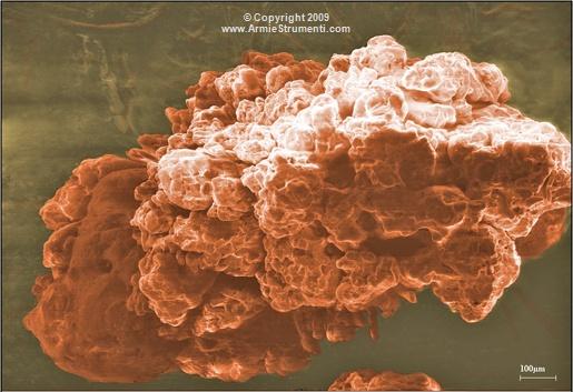 Polveri infumi: immagini migliorate