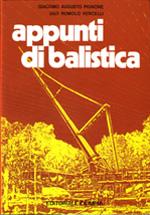 Appunti di Balistica