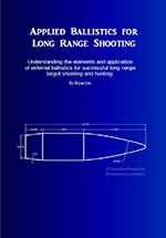 App. ball. for long range shooting (Ed.1)