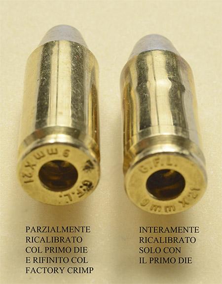 Confronto munizioni