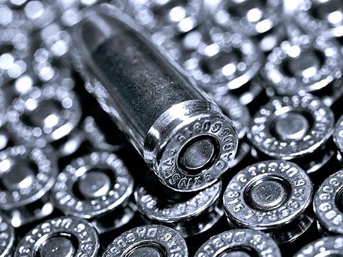 I componenti delle munizioni