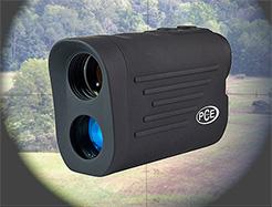 Il telemetro laser PCE LRF-600
