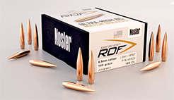 I nuovi proiettili Nosler RDF